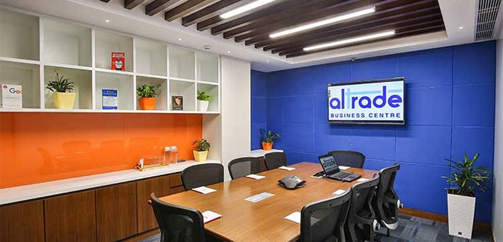 About Altrade Business Center